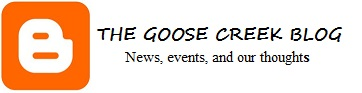 Goose Creek Blog
